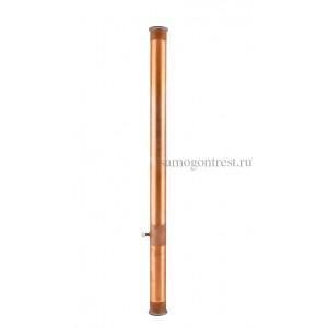 """Царга медная - 40-750 (кламп 1,5"""")"""