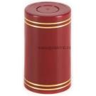 Колпачок Гуала бордовый, 59 мм