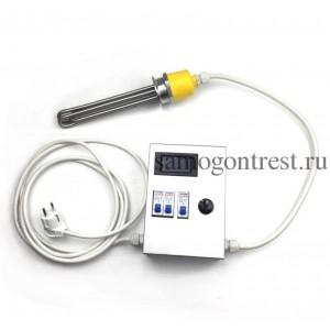 Кастрюля 37 л газ/индукция с клампом под ТЭН