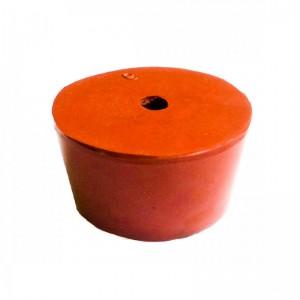 Резиновый уплотнитель для бутылей 56х46х35 мм под гидрозатвор